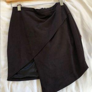 Dresses & Skirts - Plum colored skirt